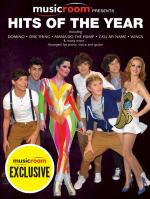 Musicroom Presents: Hits Of The Year Sheet Music