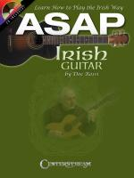 Doc Rossi: ASAP Irish Guitar - Learn How To Play The Irish Way Sheet Music