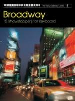 Easy Keyboard Library: Broadway Sheet Music