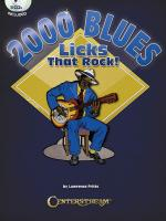 2000 Blues Licks That Rock! Sheet Music