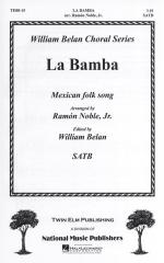 La Bamba - SATB Sheet Music