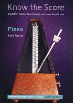 Mark Tanner: Know The Score - Piano Sheet Music