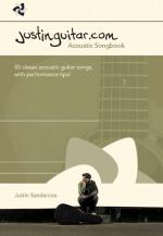 The Justinguitar.com Acoustic Songbook Sheet Music