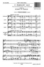 Hubert Du Plessis: A Shepheard's Carol Sheet Music