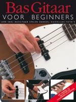 Bas Gitaar Voor Beginners Sheet Music