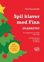 Finn Kornebæk: Spil klaver med Finn - JULEHÆFTET Sheet Music