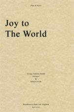 G.F. Handel: Joy To The World (Flute/Piano) Sheet Music