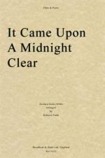 Richard Storrs Willis: It Came Upon A Midnight Clear (Flute/Piano) Sheet Music