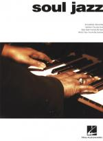 Hal Leonard Jazz Piano Solos :soul Jazz Sheet Music