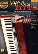 Hal Leonard Accordion Play-along All Time Sheet Music