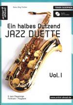 Artist Ahead Musikverlag Ein Halbes Dutzend Jazz-t.sax Sheet Music