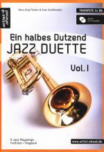 Artist Ahead Musikverlag Ein Halbes Dutzend Jazz Trp. Sheet Music
