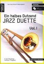Artist Ahead Musikverlag Ein Halbes Dutzend Jazz Tromb. Sheet Music