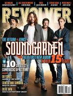 Revolver Magazine - November/December 2012 Sheet Music