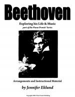 Beethoven, Exploring his Life & Music: Symphony No. 7 Theme (Mvmt. 2) Sheet Music