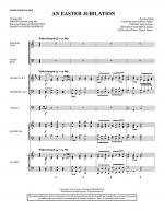 An Easter Jubilation - Score Sheet Music