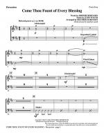 Come, Thou Fount Of Every Blessing - Percussion Sheet Music