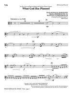 What God Has Planned - Viola Sheet Music