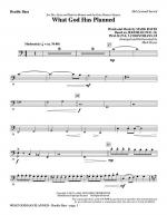 What God Has Planned - Double Bass Sheet Music