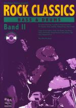 Leu Verlag Rock Classics Bass & Drums 2 Sheet Music