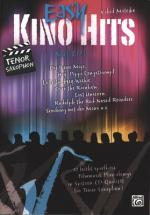 Alfred Music Publishing Easy Kino Hits For Tenor Sax. Sheet Music