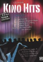 Alfred Music Publishing Easy Kino Hits F. Tenor Sax. 2 Sheet Music