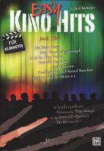Alfred Music Publishing Easy Kino Hits For Clarinet Sheet Music