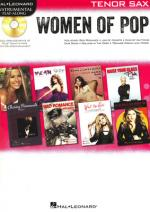 Hal Leonard Women Of Pop F. Tenorsaxophone Sheet Music