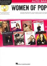 Hal Leonard Woman Of Pop F. Altosaxophone Sheet Music