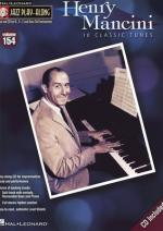 Hal Leonard Jazz Play Along Henry Mancini Sheet Music