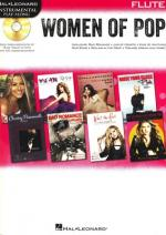 Hal Leonard Women Of Pop - Flute Sheet Music