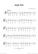 Christmas Sheet Music and Carols to download for flute solo Sheet Music