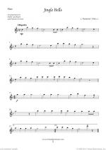 Christmas Sheet Music and Carols to download for wind quintet Sheet Music