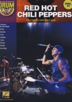 Hal Leonard Drum Along Red Hot Chili Sheet Music
