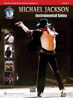 Michael Jackson: Instrumental Solos (Viola) Sheet Music
