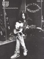 Guitar Play-Along Volume 79: Neil Young Greatest Hits Sheet Music