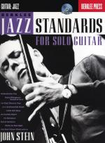 John Stein: Berklee Jazz Standards For Solo Guitar Sheet Music