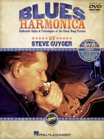 Steve Guyger: Blues Harmonica Sheet Music