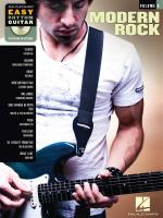 Easy Rhythm Guitar Volume 9: Modern Rock Sheet Music