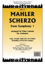 Gustav Mahler: Scherzo From Symphony No.1 Sheet Music