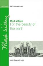 Mack Wilberg: For The Beauty Of The Earth Sheet Music