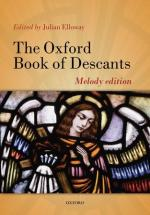 The Oxford Book Of Descants - Melody Edition Sheet Music
