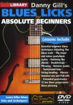 Lick Library: Danny Gill's Absolute Beginners Blues Licks Sheet Music