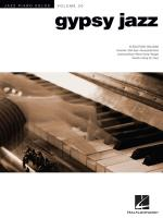 Jazz Piano Solos Volume 20: Gypsy Jazz Sheet Music