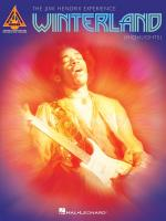 The Jimi Hendrix Experience: Winterland - Highlights Sheet Music