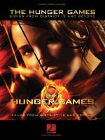 The Hunger Games: Songs From District 12 And Beyond (PVG) Sheet Music