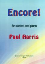 Paul Harris: Encore! Sheet Music