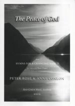 Peter Rose/Anne Conlon: The Peace Of God Sheet Music