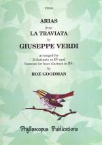 Giuseppe Verdi: Arias From La Traviata (Woodwind Trio) Sheet Music