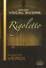 Giuseppe Verdi: Rigoletto (Vocal Score) Sheet Music